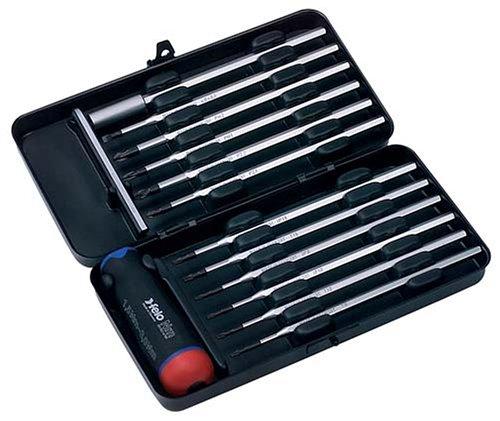 Felo 0715752041 Set of 13 Torque Screwdrivers 100 Series