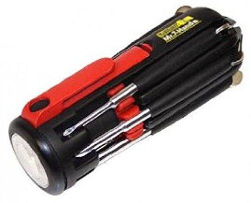 Apollo Precision Tools DT1719 Flashlight Mr 7 Hands Screwdriver -by dealzrus717 -kot18322228376872