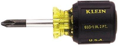 Klein Tools 603-1 2 Philips Screwdriver
