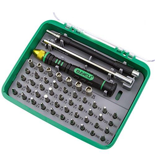 BAKU BK-3051 51 in 1 Precision Screwdriver Bit Set of Professional Hand Tools