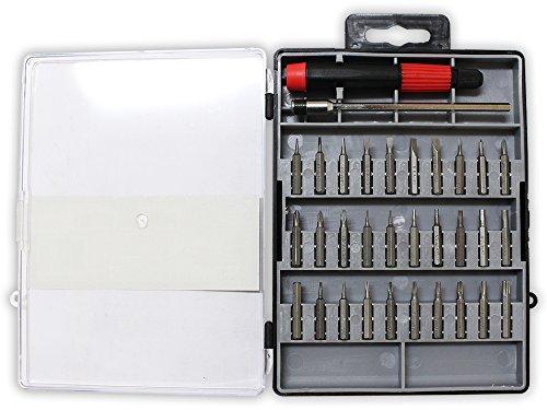 Toolusa Screwdriver Multi-bit Set Ps-99630