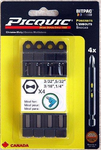 PICQUIC 95010 Clutch Set 332 532 316 14 by Picquic