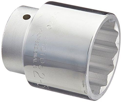 Stanley Proto  J5770  1-Inch Drive Socket 2-316-Inch 12 Point