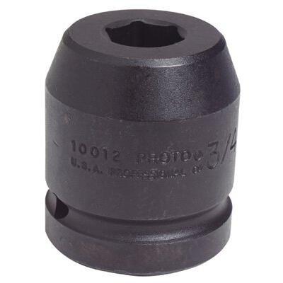 Stanley Proto J10012 6 Point 1 Drive Impact Socket 34