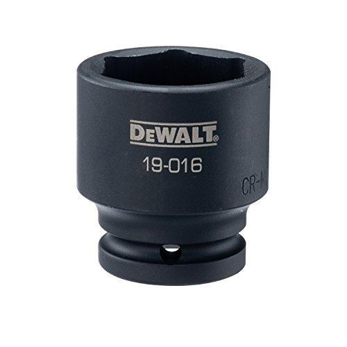 DEWALT 34 Drive Impact Socket 6PT 1 58
