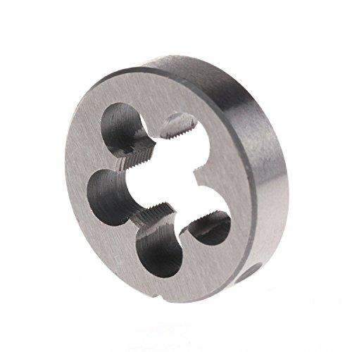ZFE 1Pc 38-20 TPI HSS High Speed Steel America Standard Right Hand Die Machine Thread Die