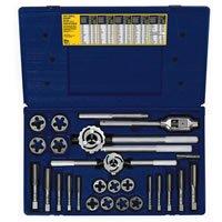 Irwin Industrial Tools 97311 Metric Tap and Hex Die Set 25-Piece