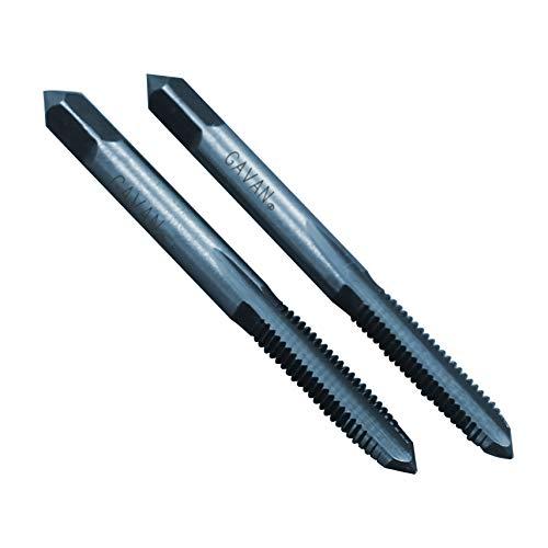 M6 x 075 Metric Taper and Plug Taps