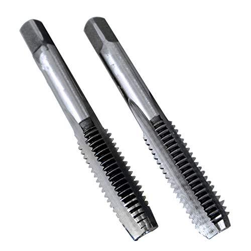 M8 x 075 Metric Taper and Plug Taps