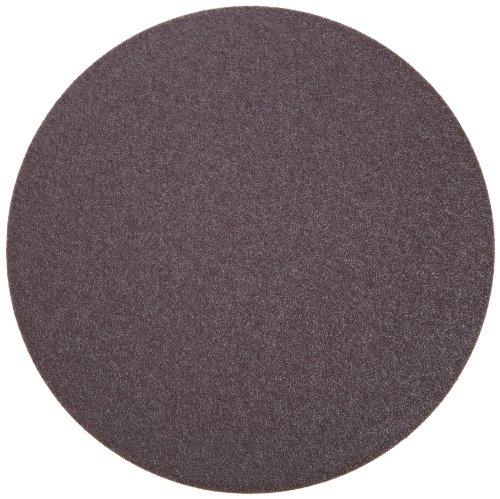 Norton Metalite R228 PSA Disc Cotton Backing Pressure Sensitive Adhesive Aluminum Oxide 8 Diameter Grit 50 Pack of 5