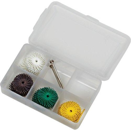 3M Radial Bristle Disc 50 Piece Kit