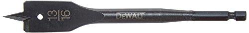 DEWALT DW1579 1316-Inch by 6-Inch Spade Drill Bit