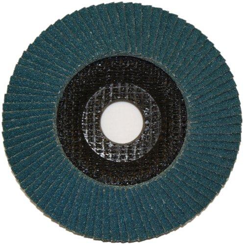 DEWALT DW8317 5-Inch by 78-Inch 60 Grit Zirconia Angle Grinder Flap Disc