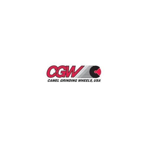 CGW Abrasives 39442 4-12X78 T27 A CUBEDXL 40 GRIT FLAP DISC