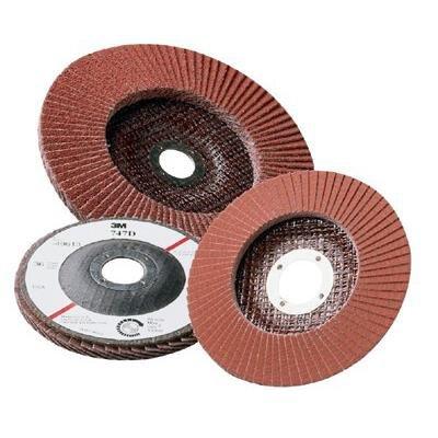 3M 051111-49611 7X7880 Grit Flap Disc