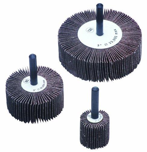 Flap Wheels - 3x1x14 alum oxide 120 grit flap wheel