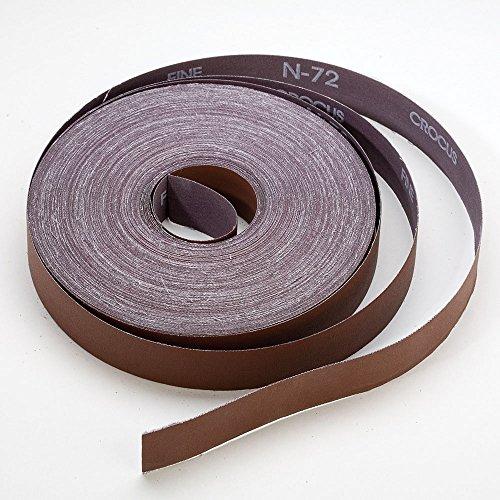 Abrasive Roll 1x50yd Crocus