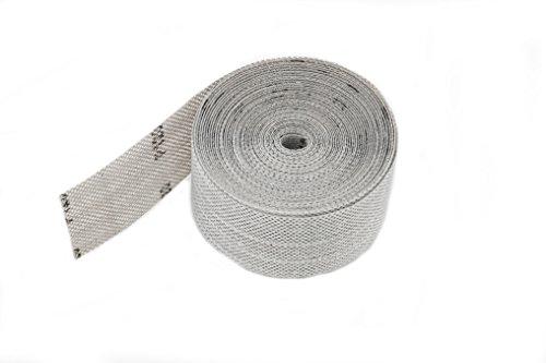 Sungold Abrasives 91-205-120 10mRoll Trinet Mesh 120 Hook Loop Abrasive Rolls 2-34
