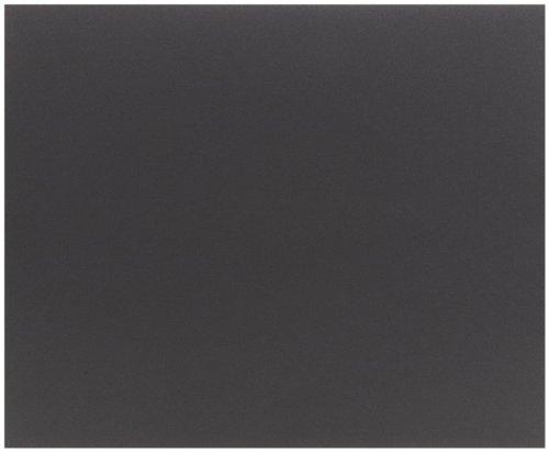 Norton T414 Blue-Bak Abrasive Sheet Paper Backing Silicon Carbide Waterproof Grit 600 9x11 Pack of 50