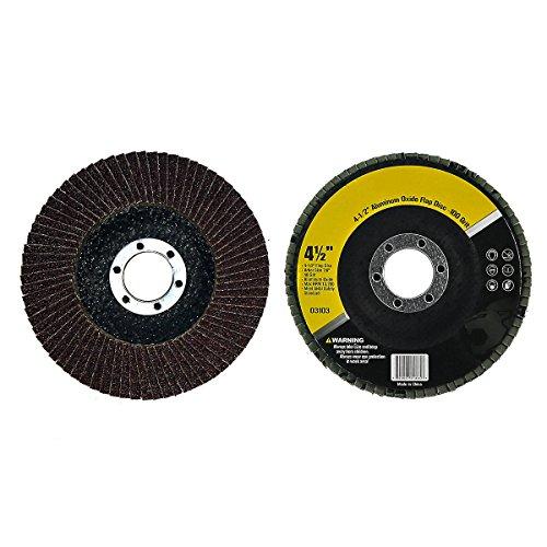 4-12 Aluminum Oxide Flap Disc 100-Grit