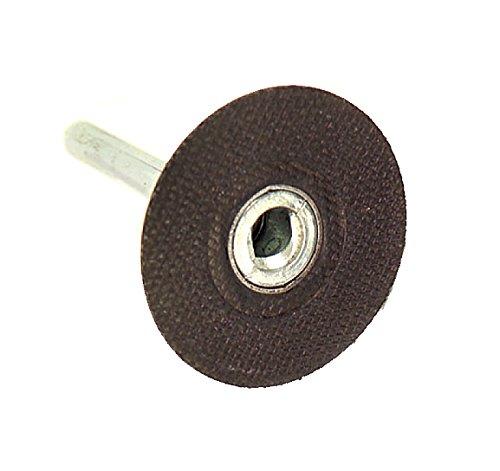 Precision Abrasives 75-0030 Roloc Disc Pad Holder 14 Shank 1-12