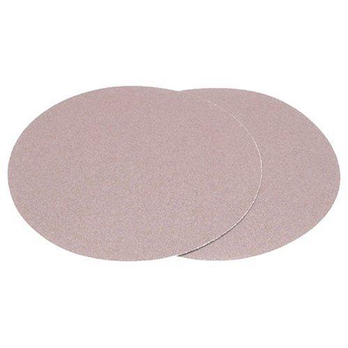 SAIT 37615 4S4V 6-Inch Hook Loop 80 Grit Stearated Aluminum Oxide Sanding Disc - Premium 50-Pack
