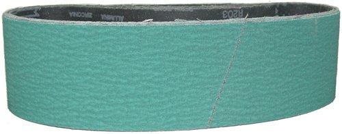 Magnate Z4X36S3 4 x 36 Sanding Belt - Zirconia Alumina - 36 Grit Y Weight 1 BeltsPkg