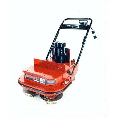 General Equipment SG24E3HP50 Dual Head Surface Grinder 3 hp 220 VAC 50 Hz Electric Motor