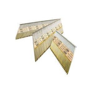 Senco M002090 3-14 x 131 Smooth Shank Hot Dip Galvanized Roundstrip Framing Nail 2000 Per Box