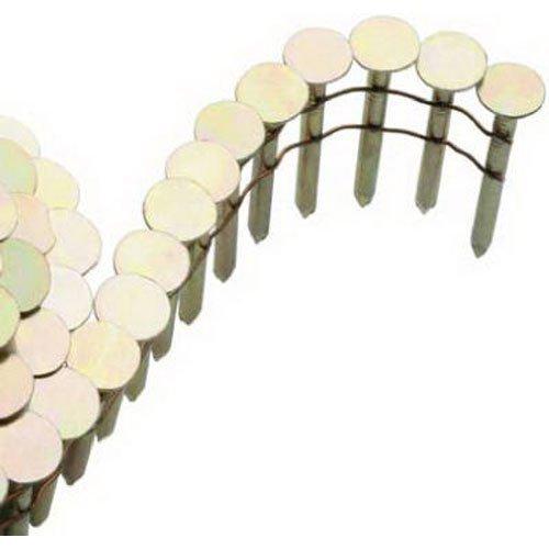 Senco M003104 120 Gauge by 1-14 inch Length Electro Galvanized Nail 7200 per box