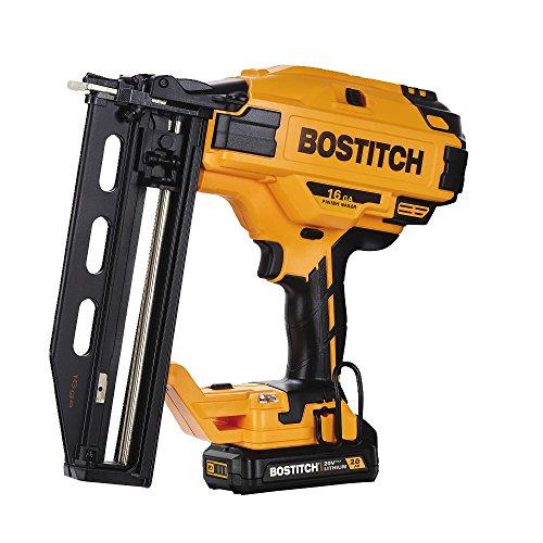 BOSTITCH 20V MAX Finish Nailer Kit Straight 16GA BCN662D1