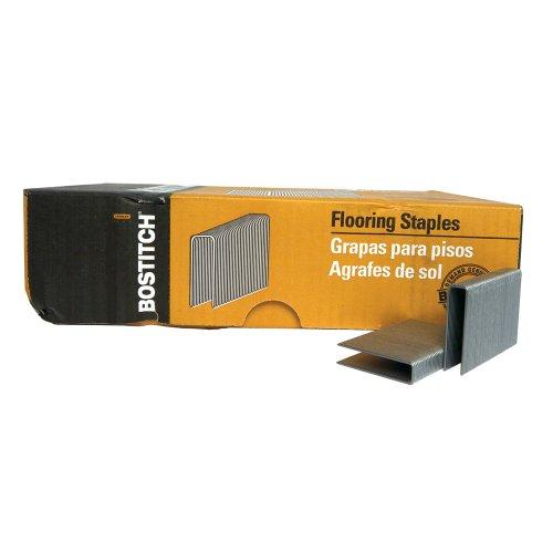 BOSTITCH Flooring Staples Hardwood 15-12 GA 2-Inch 1000-Piece BCS1516-1M