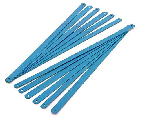 Rolson 12pcx 300mm Hacksaw Blades Diy Tool Spare Set Woodwork Carpenter 58920