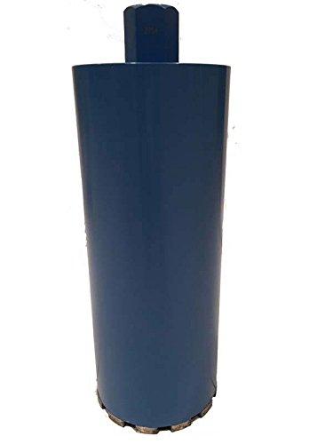 7-Inch Wet Diamond Core Drill Bit Hole Saw for Concrete and Asphalt Super Plus Quality 7 Diameter x 17 Length