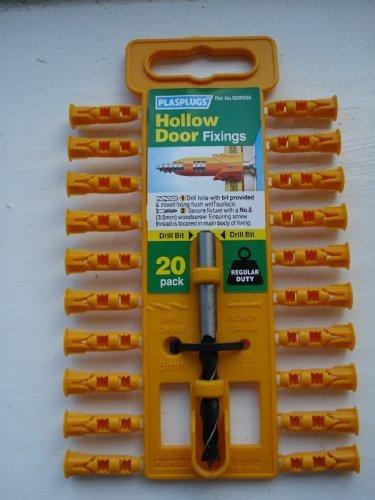 Plasplugs Hollow Door Plugs Drill Bit by PLASPLUGS