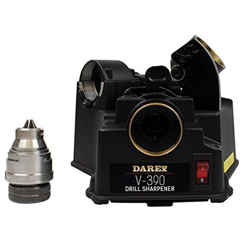 DAREX Drill Bit Sharpener - Model  V390 Capacity 18 to 34