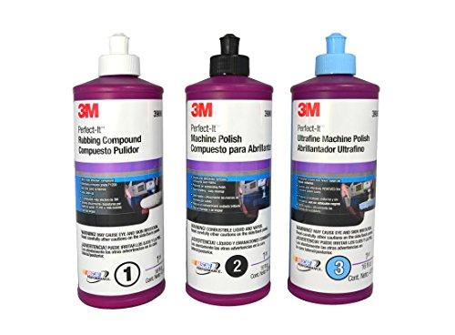 3M Perfect-It 16oz Buffing Polishing Compound