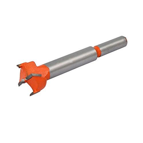 uxcell 20mm Dia Carbide Tip Wood Drilling Cutting Hinge Boring Bit Drill Tool Orange