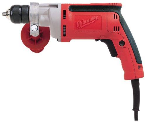 Milwaukee 0201-20 7 Amp 38-Inch Drill with Keyless Chuck