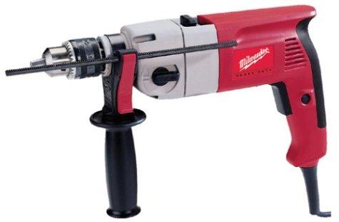 Milwaukee 5378-21 75 Amp 12-Inch Hammer Drill with Pistol Grip