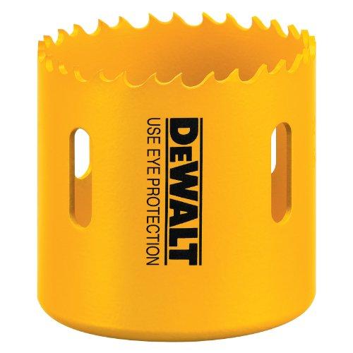 DEWALT D180036 2-14-Inch Standard Bi-Metal Hole Saw