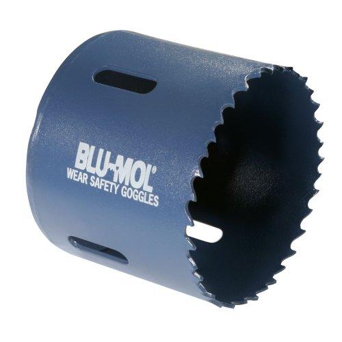 Disston E0102425 2-116-Inch Boxed Blu-Mol Bi-Metal Hole Saws 52mm