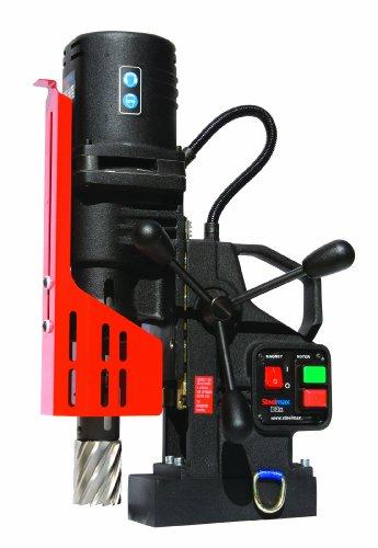 Steelmax SM-D2X Portable Magnetic Drill 2 Diameter x 3 Depth of Cut Maximums