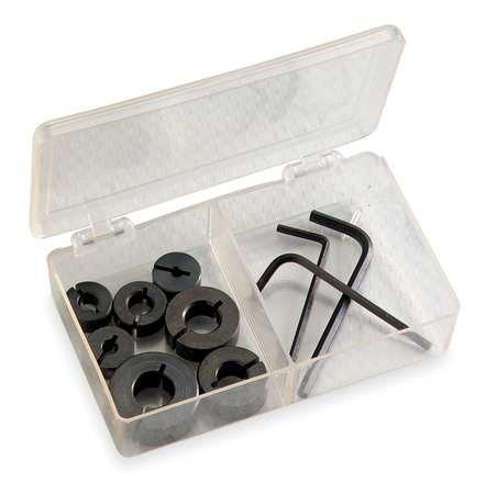 Adjustable Drill Depth Stop Collar Kit