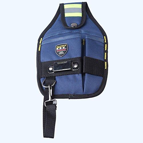 Ouba Custom Tool Belt Utility Pouch Professional Electrician Tool Bag Holder 3 Pocket