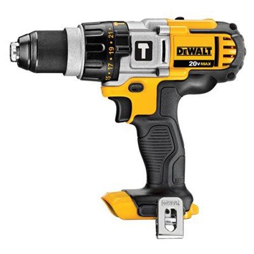 DEWALT DCD985B 20-Volt MAX Lithium Ion 12-Inch Hammer DrillDrill Driver