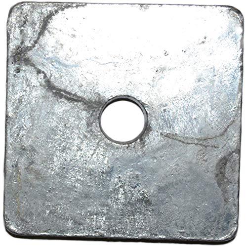 Hard-to-Find Fastener 014973481766 Square Washers 12 x 3x3 x14 Piece-16