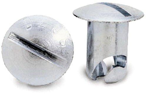 Moroso 71360 Oval Head Fasteners - Set of 10