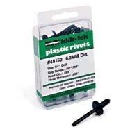 Alcoa Fastening Mr48149 Grip 015 7236 Plastic Rivets 20 Pack
