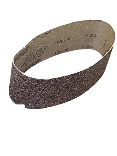 Sait 57205 3 Inch X 21 Inch 80 Grit Belt Sander Sanding Belt